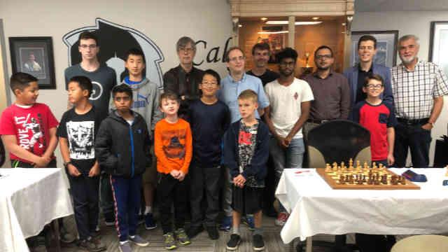 Calgary Chess Club